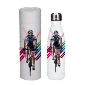 Bespoke Oasis water bottle – water and gas transfer